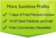 More Sunshine Profits