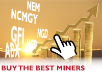 buy best gold miners