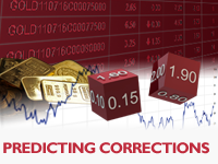 tops prediction corrections in gold
